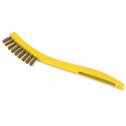 "Rubbermaid® Tile & Grout Brush - 8.5"" L"