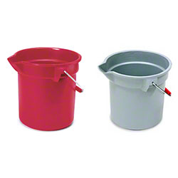 Rubbermaid® BRUTE® Buckets