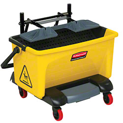Rubbermaid® Pedal Wring Bucket