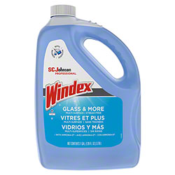 Windex® Glass Cleaner w/Ammonia-D® - Gal.