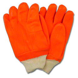 Safety Zone Premium Insulated PVC Glove - Knit
