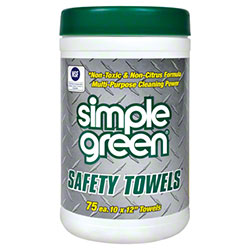 Simple Green® Safety Towel - 75 ct.