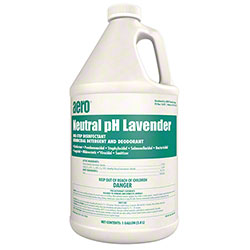 aero® Neutral pH Lavender One-Step Disinfectant - Gal.