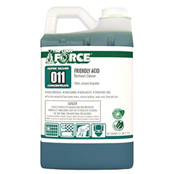 CDDS Force™ #011 Friendly Acid Restroom Cleaner - Gal.
