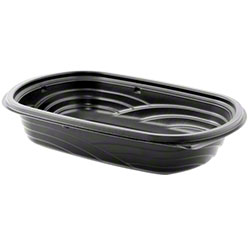 Anchor MicroRaves® Wave Rectangular Container - 24 oz.