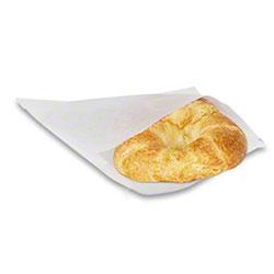 Bagcraft™ Dry Wax Sandwich Bag - 6 x 3/4 x 6 1/2