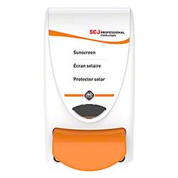 SCJP Sun Protect Dispenser - White