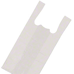 LK® White Heavy-Duty Carry-Out Bags