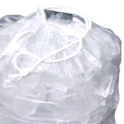 LK® Printed Drawstring Ice Bag w/EVA & Metallocene-10lb