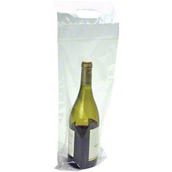 Elkay® Wine To-Go Bag - 7 x 19 + 3 1/2 BG + 1 1/4 FB