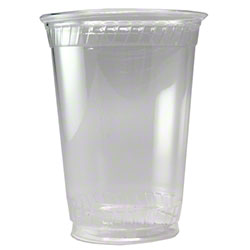 Fabri-Kal® Greenware® Cold Drink Cup - 10 oz., Clear