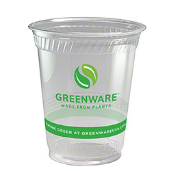 Fabri-Kal® Greenware® Cold Drink Cup - 12/14 oz., Print