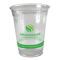 Fabri-Kal® Greenware® Cold Drink Cup - 16/18 oz., Print