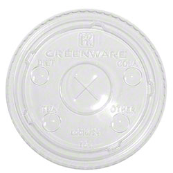 Fabri-Kal® Greenware® Lid For 9 oz./12-14 oz.
