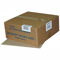 "Handy Wacks Ecocraft Natural Deli Paper - 12"" x 12"""