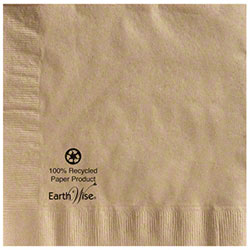 Hoffmaster® Earth Wise® 2-Ply Kraft Dinner Napkin