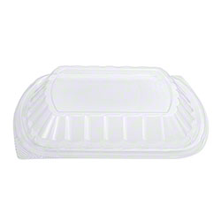 Karat® OPS Lid For 36 oz. PP Microwaveable Take Out Box