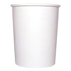 Karat® Gourmet White Paper Food Container - 32 oz.