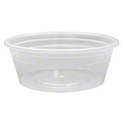 Karat® PP Injection Molded Deli Containers w/Lid - 8 oz.