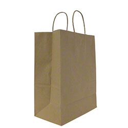 Karat® Kraft Paper Shopping Bag - Laguna (Medium)
