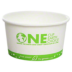 Karat® Eco-Friendly Paper Food Container - 12 oz.