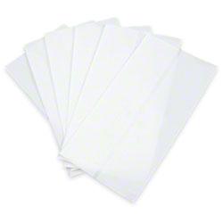 """Karat® 1/8 Fold Dispenser Napkin - 13.5"""" x 7"""", White"""