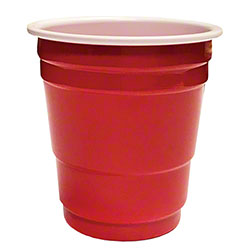 Red Party Shot Glasses - 2 oz.