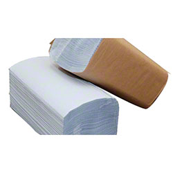 "NPS® Response® Single-Fold Towel - 10.25"" x 9.25"""