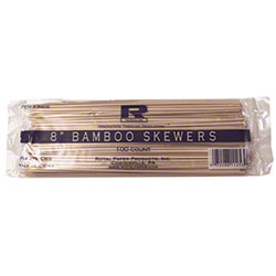 Royal Thin Bamboo Skewer - 8""