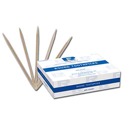 Royal Round Hotel Toothpicks