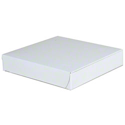Southern Champion White Pizza Box - 8 x 8 x 1 1/2