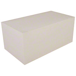 Southern Champion White Carry Out Box - 9 x 5 x 4