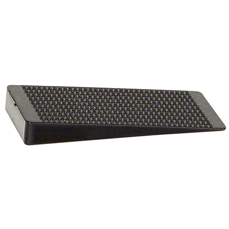 Winco® sTABLEizer Plastic Table Wedge/Shim - Black