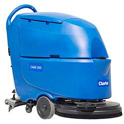 Clarke® CA60 20D Disc Scrubber - 16 Gal., 140 AH AGM