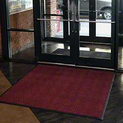 M + A Matting Waterhog® Classic Border Diamond Mats