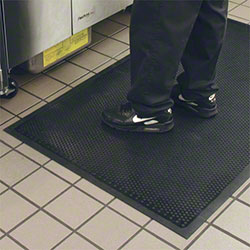 M + A Matting Safety Scrape™ Black Mat - 3' x 5'