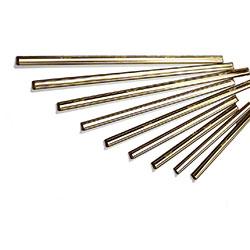 Ettore® Master™ Brass Channels w/Rubber
