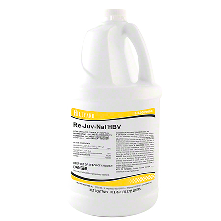 Hillyard Re-JUV-Nal® HBV Disinfectant - Gal.