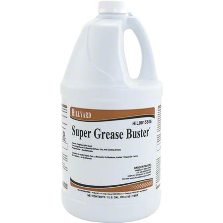 Hillyard® Super Grease Buster® - Gal.