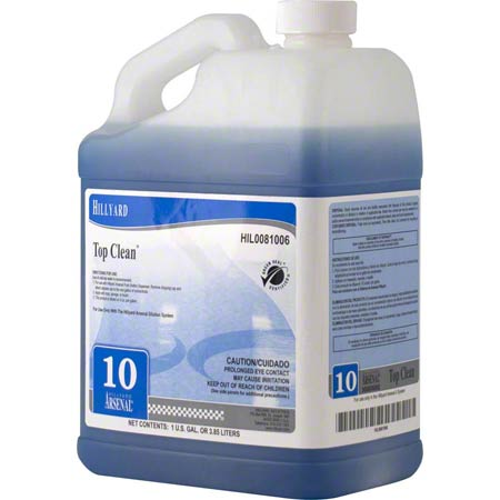 Hillyard Arsenal® #10 Top Clean® Cleaner - Gal.