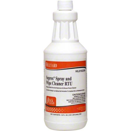 Hillyard Quick & Clean® Suprox® RTU Cleaner - Qt.
