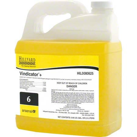 Hillyard Arsenal® 1 #6 Vindicator® + Disinfectant -2.5 L