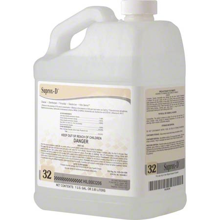 Hillyard Arsenal® #32 Suprox-D™ Disinfectant - Gal.