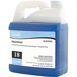 Hillyard Arsenal® 1 #18 Neutralizer/Carpet Rinse - 2.5 L