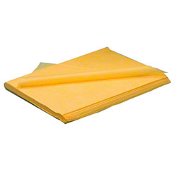 HOSPECO® TASKBrand® Mineral Oil Treated Duster - Yellow