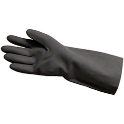 Impact® Long-Sleeve Flock Lined Neoprene Glove - Large