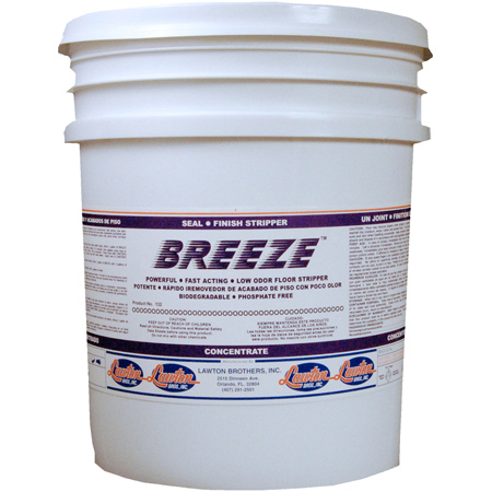 Lawton Brothers Breeze™ Stripper - 5 Gal. Pail