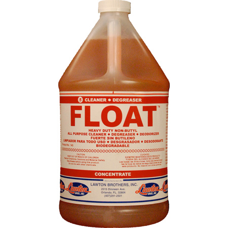 Lawton Brothers Float™ Cleaner Degreaser - 5 Gal. Pail