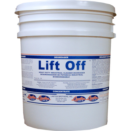 Lawton Brothers Lift Off™ Degreaser - 5 Gal. Pail