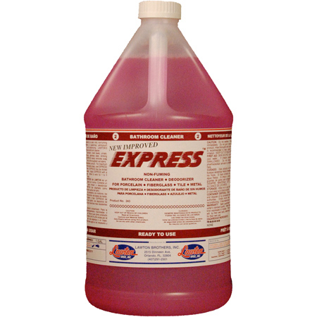 Lawton Brothers Express™ Bathroom Cleaner - Gal.